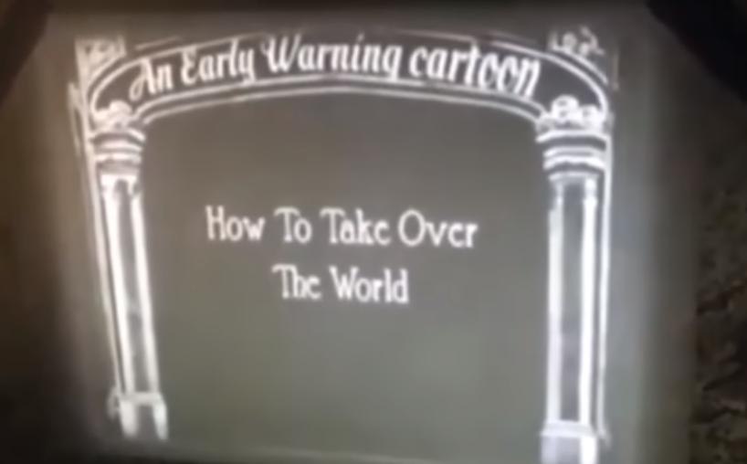 jak ovládnout svět